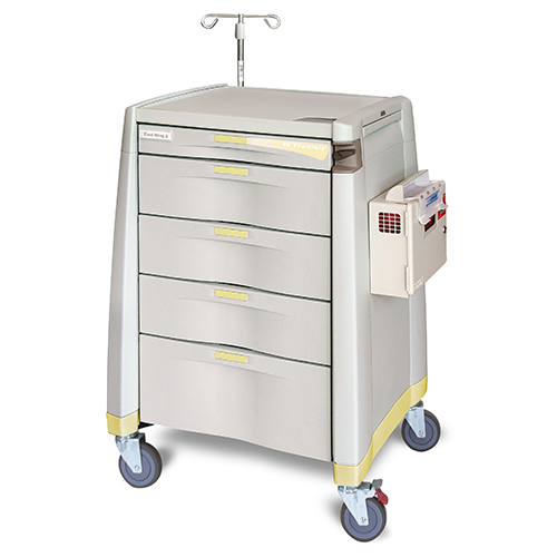 IV Therapy Cart