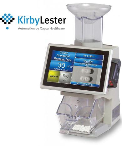 KL1Plus Pill Counter