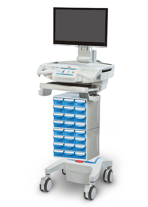 CareLink High-Capacity Medication Workstation