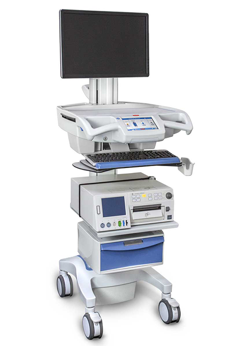 CareLink Fetal Monitoring Cart