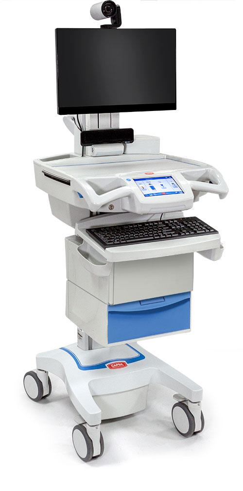 CareLink Telemedicine cart