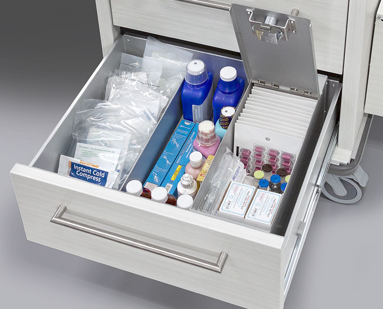 Long Term Care Medication Carts