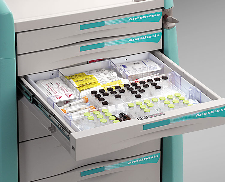Healthcare Procedure Carts Capsa Healthcare