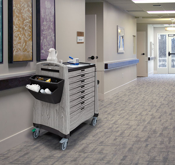 Upscale Medication Cart Capsa Healthcare