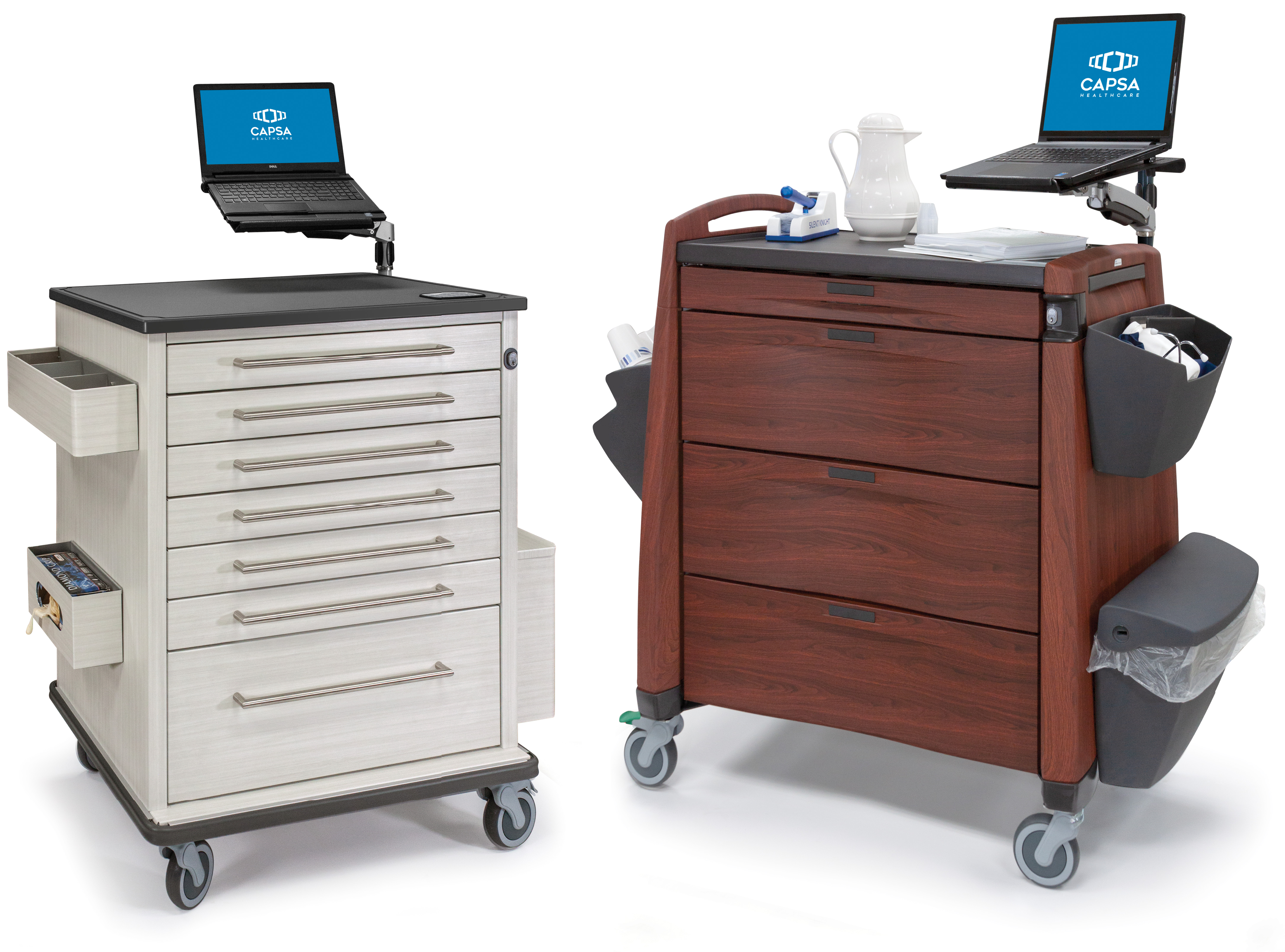 Remarkable Furniture Style Medication Carts Hit The Sweet Spot In Newer Download Free Architecture Designs Scobabritishbridgeorg