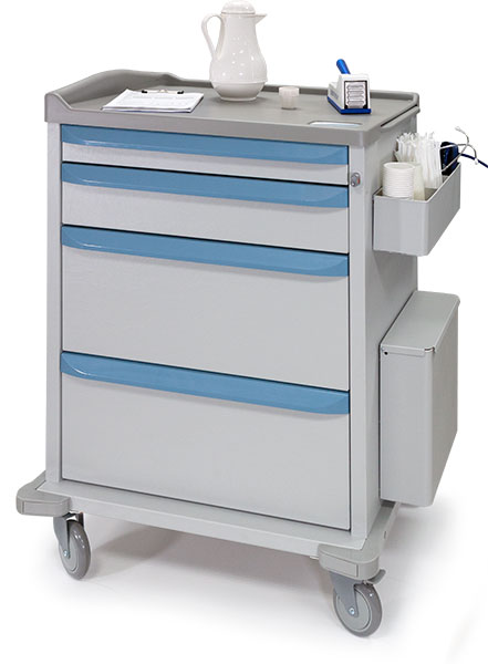 Medication cart for Dispill
